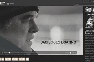 Screenshot of the movie Jack Goes Boating at Tubi TV