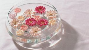 Glass Bowl By Cool Wallpapers