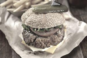 Sirloin Steak Burger