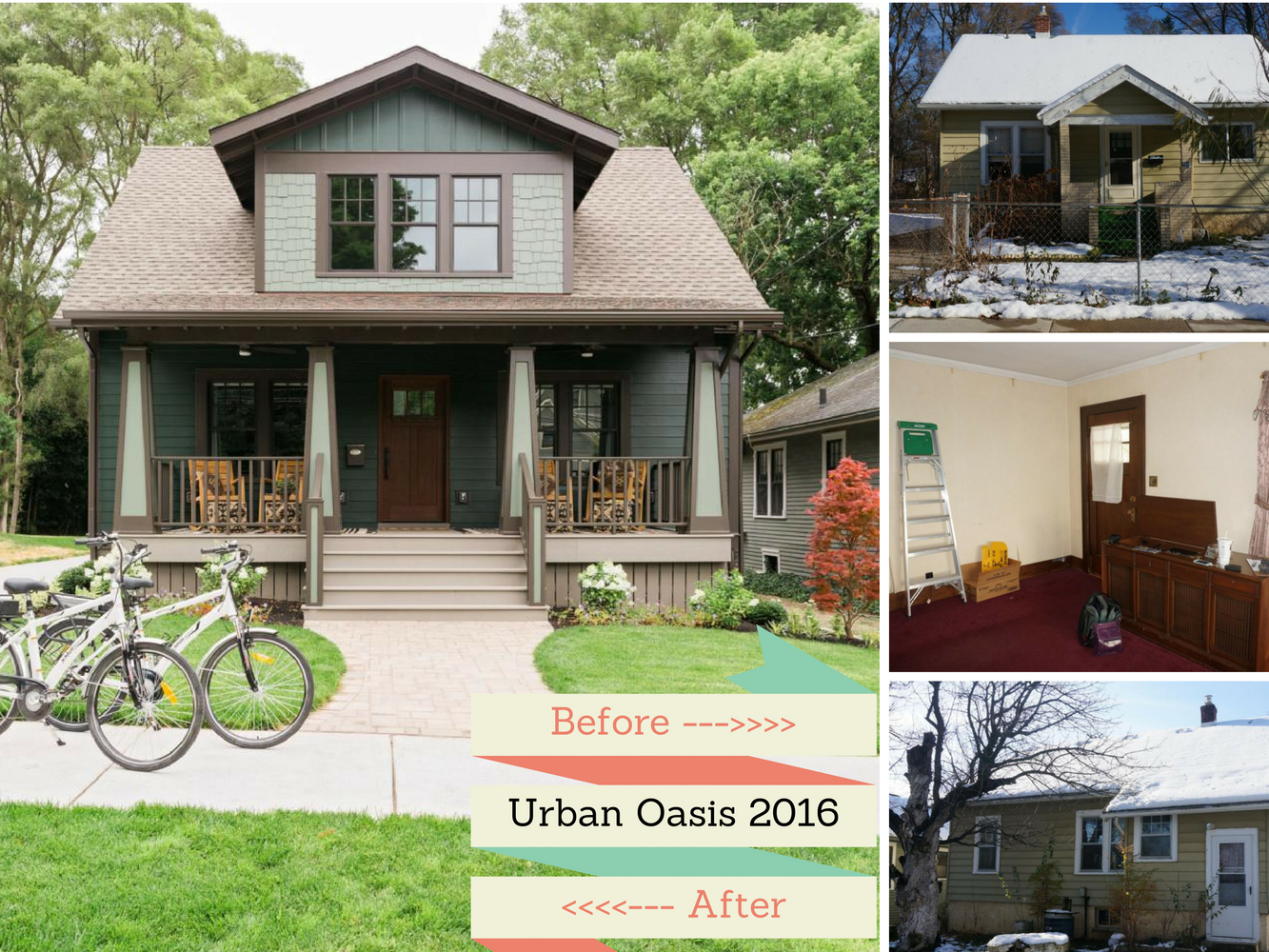 10 Reasons Why You Coveted Hgtv S Urban Oasis Home