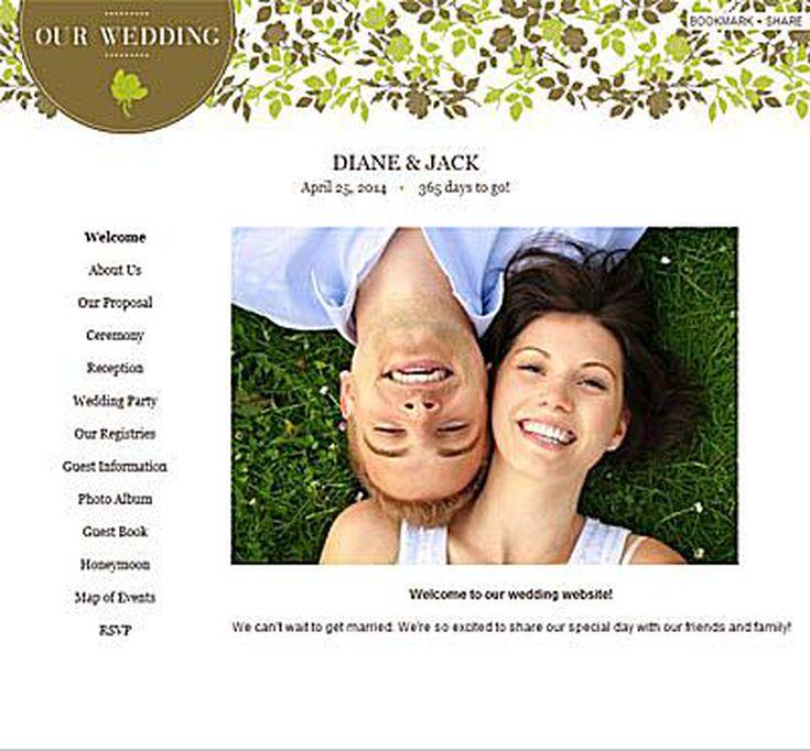 Five free wedding planning websites junglespirit Images