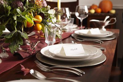 11 Free, Printable Thanksgiving Table Decorations