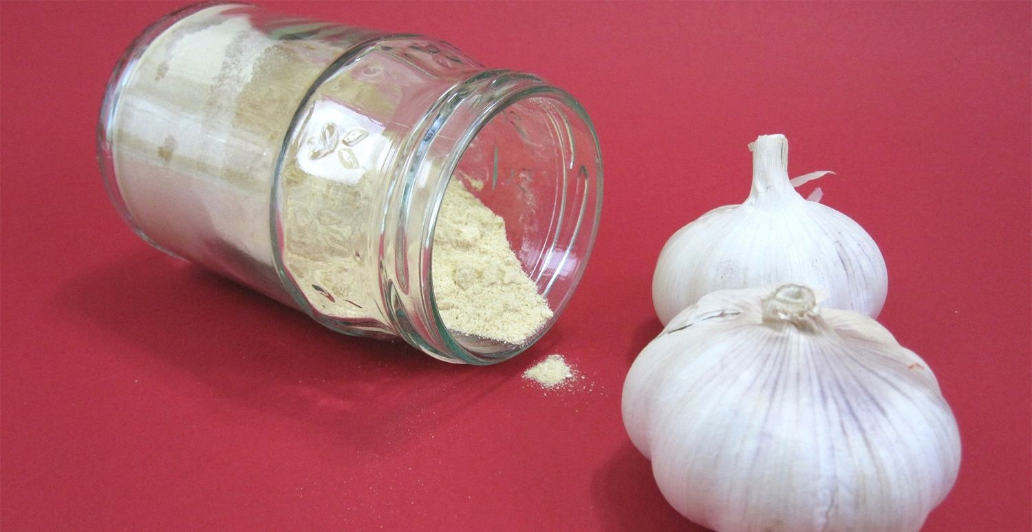 Never Buy Garlic Powder Again! It Is Cheaper to Make at Home
