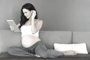 Pregnancy Maternity Pregnant Model