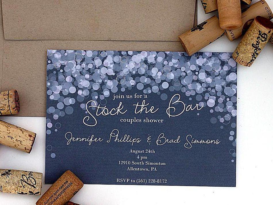 Free, Printable Bridal Shower Invitations