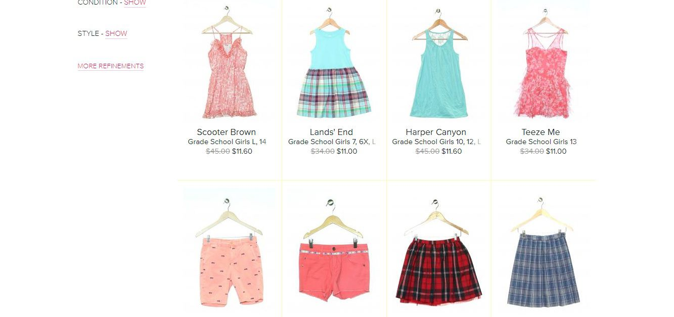 c8d93af0f Where to Find Cheap Kids' Clothes