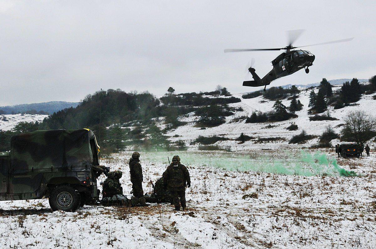 Us Army Hohenfels