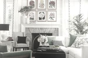 The 2018 Ballard Designs catalog