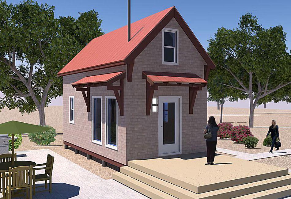 5 Free Tiny House Plans