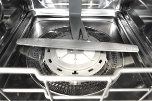 Maintaining a Dishwasher Rinse Agent