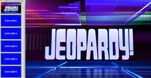 11 free jeopardy templates for the classroom free jeopardy template review game from connor bradley toneelgroepblik Gallery