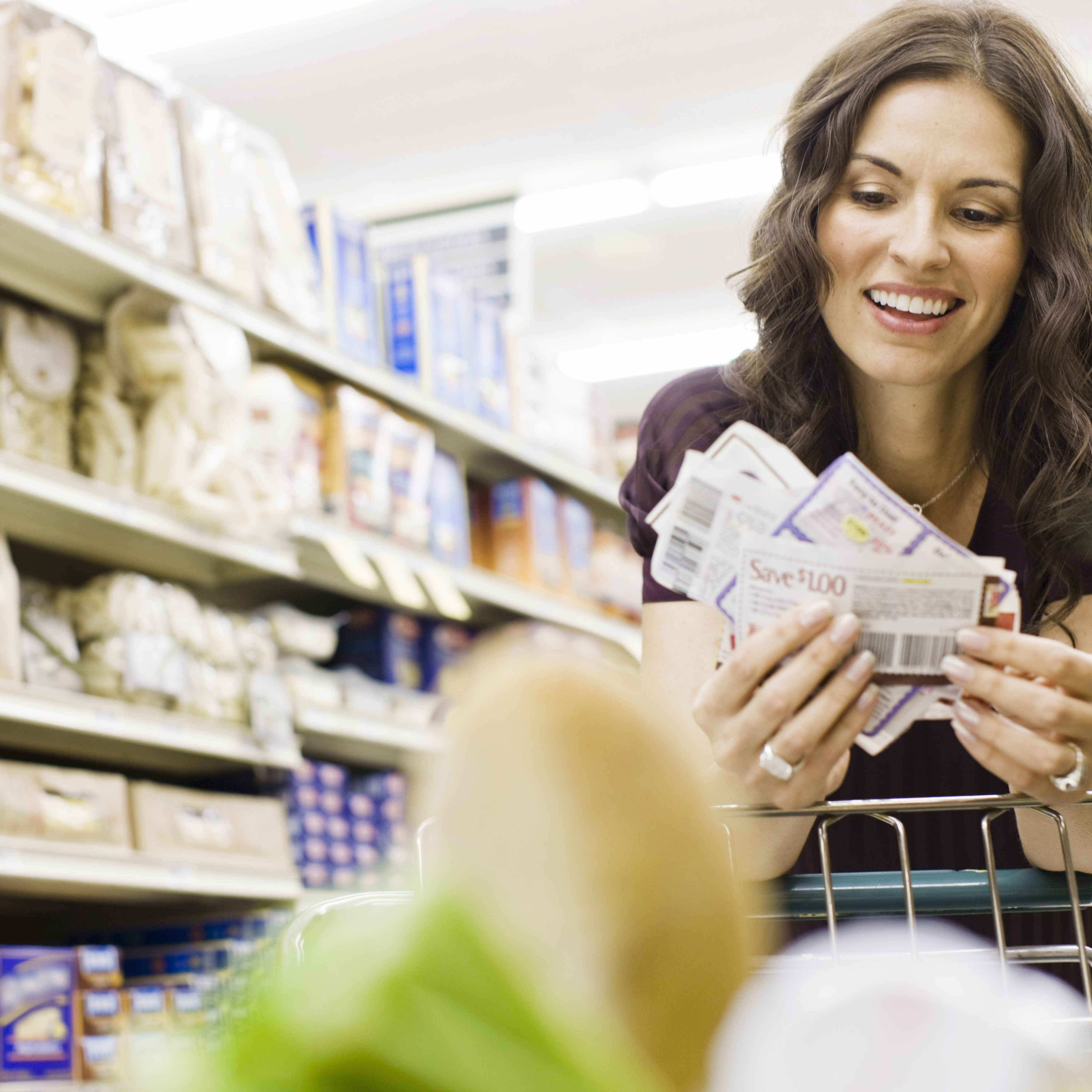 Downloadable Grocery Coupons