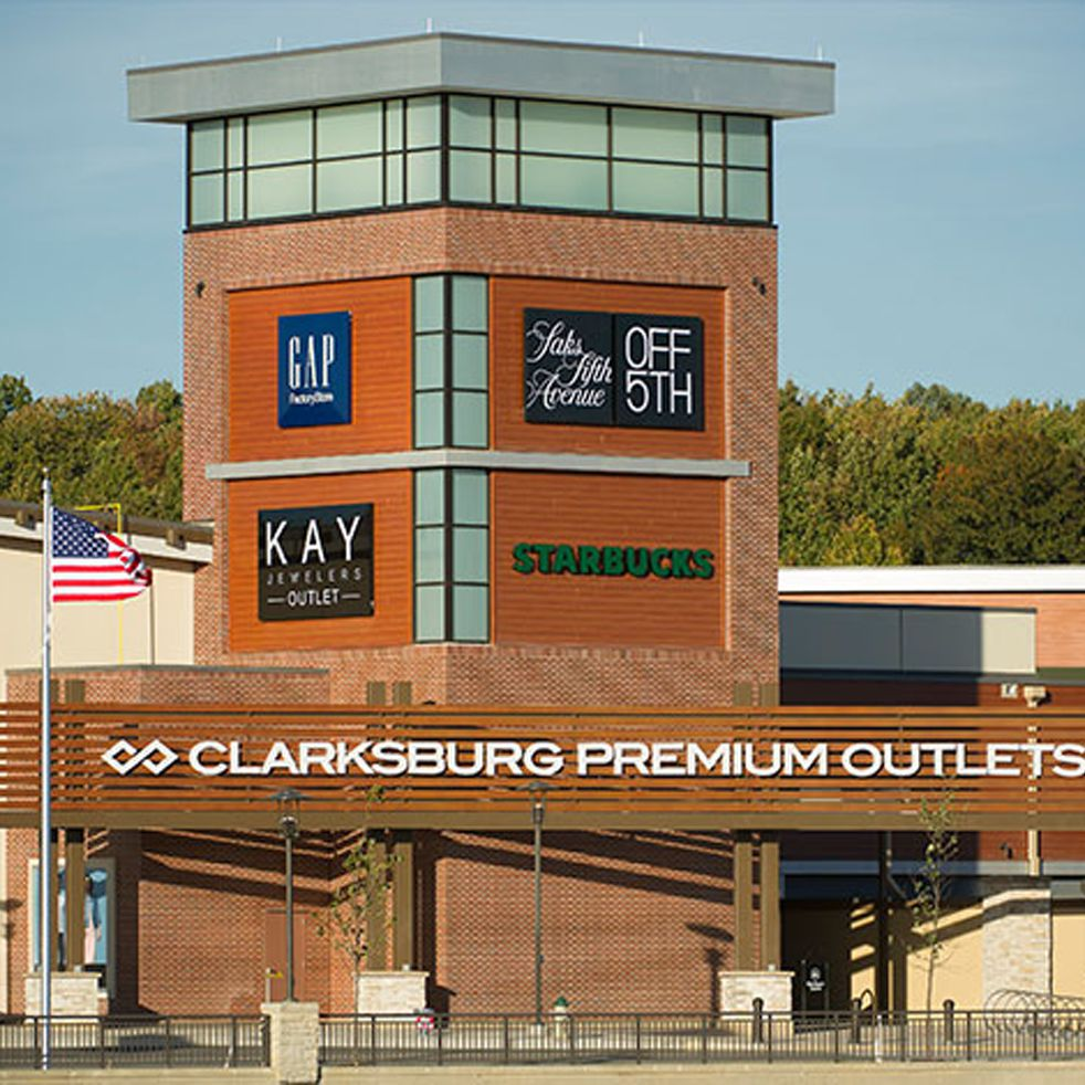 Locations of Premium Outlet Centers Across the US on
