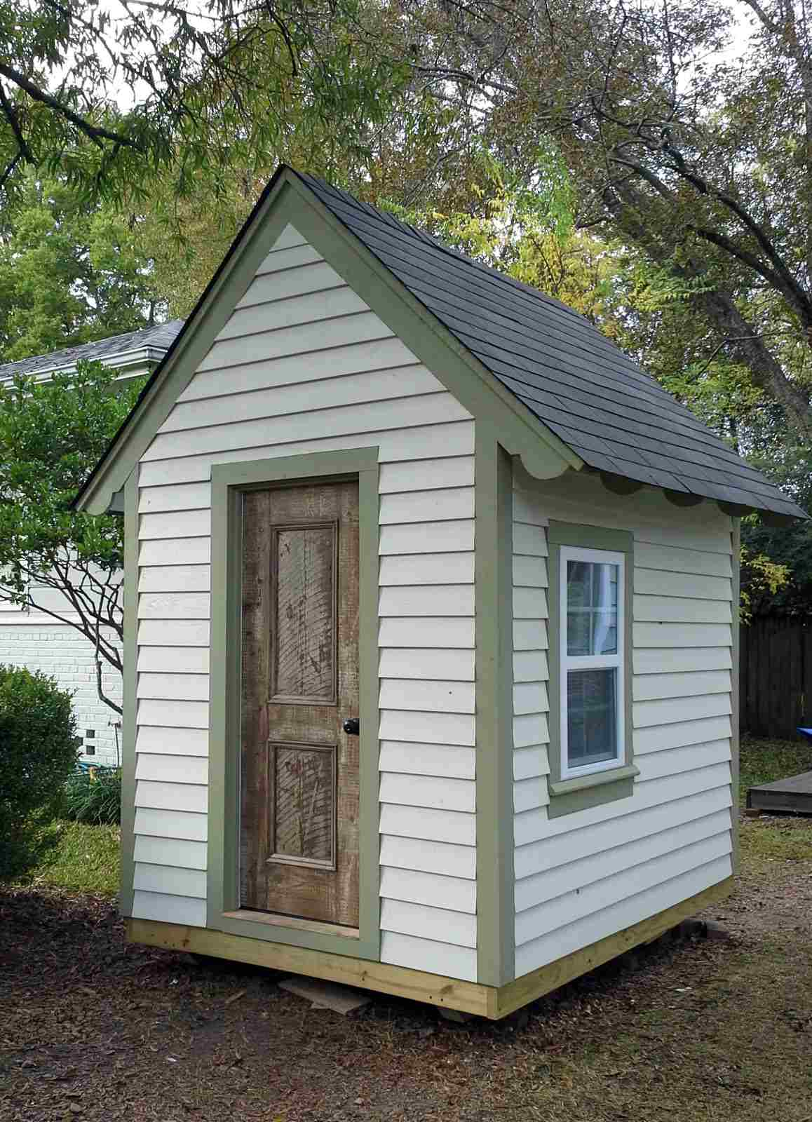 13 Free Playhouse Plans the Kids Will Love – Playhouse With Garage Plans
