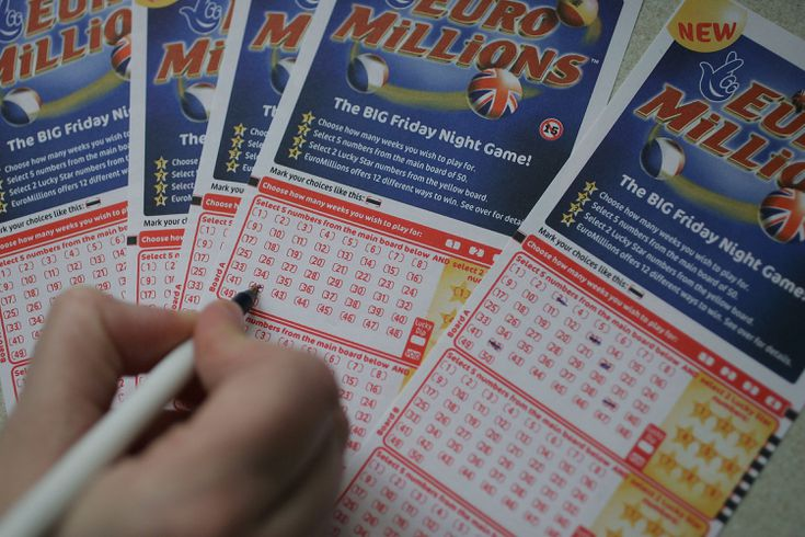 Euromillions Lottery: How it Works and How You Can Play
