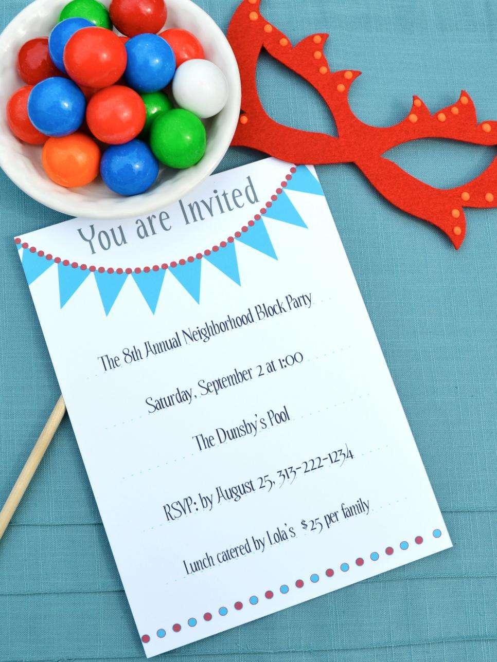 17 free printable birthday invitation templates stopboris Image collections