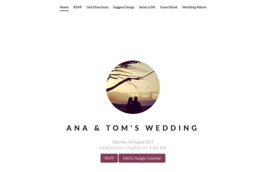 Free Online Wedding Invitations