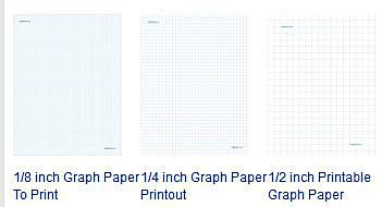 places to find free printable graph paper