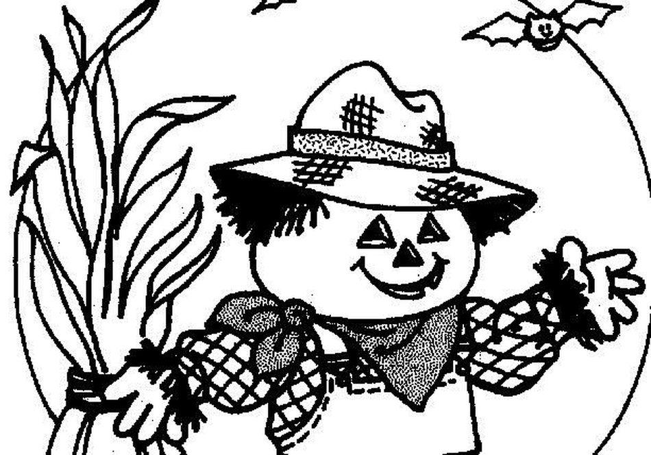 Free Halloween Coloring Pages At PapaJan