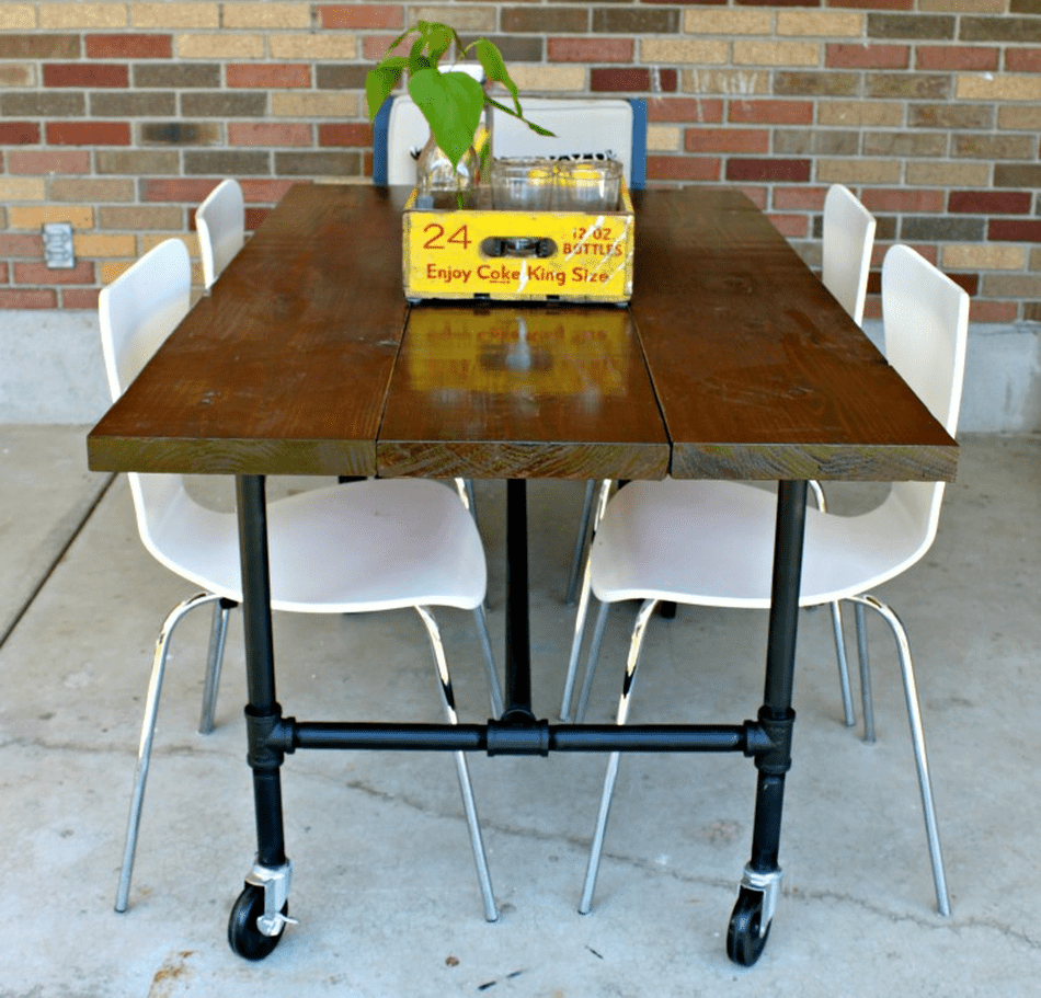 Free dining room table plans