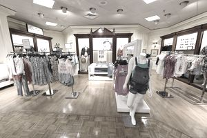 Dillard's retail outlet in Waco, Texas