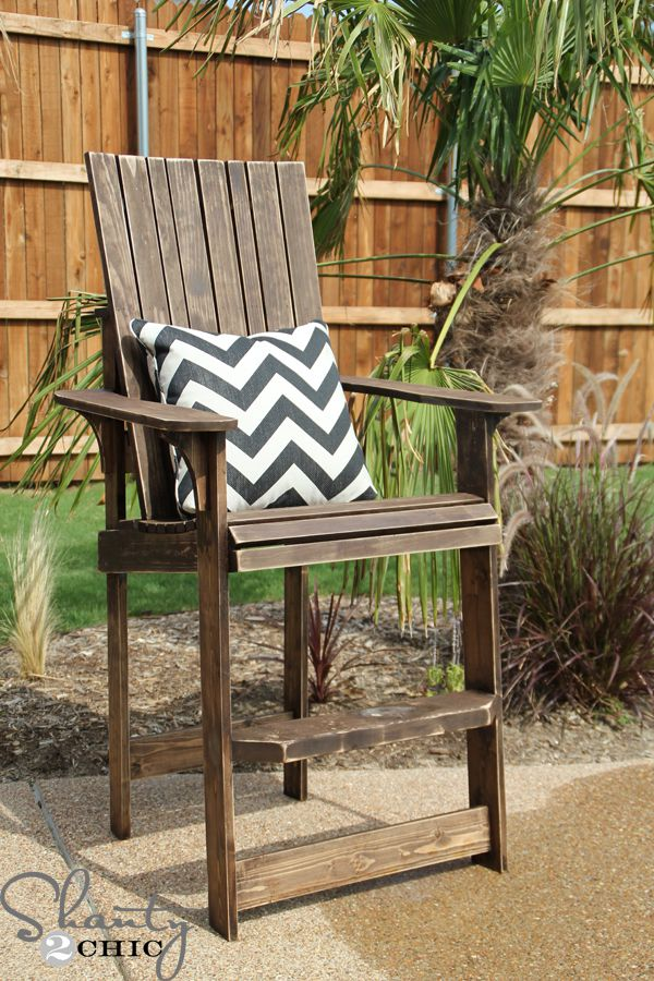 Best 19 Free Adirondack Chair Plans You Can DIY Today UK28