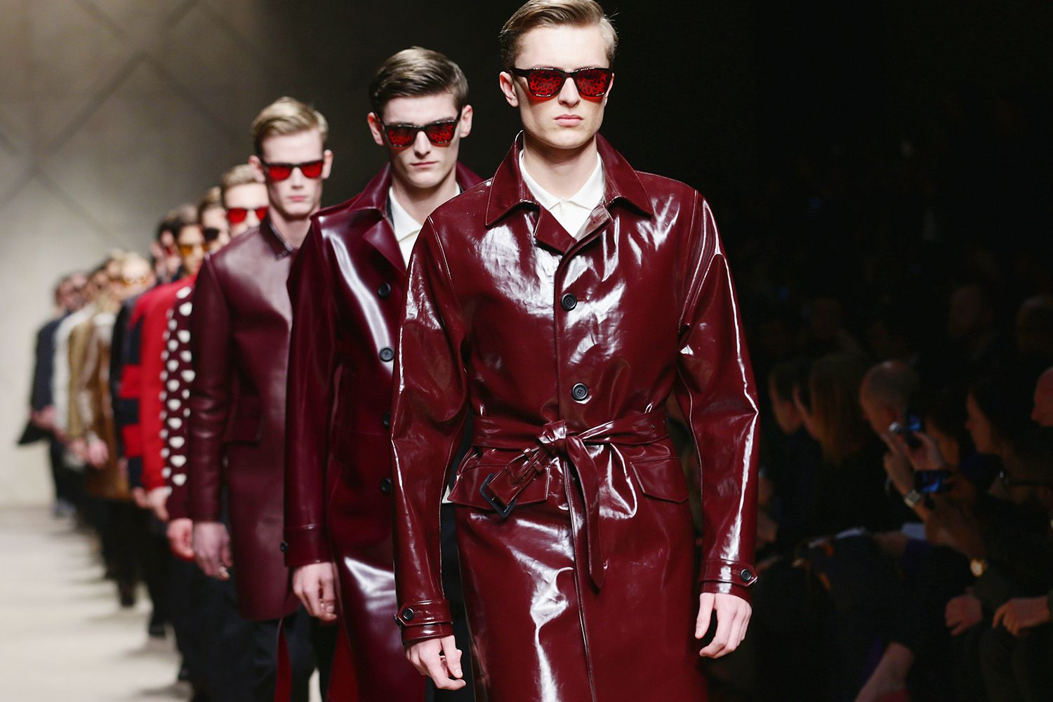 Learn How To Become A Male Runway Model