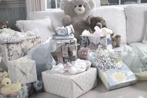 Photo of baby toys.