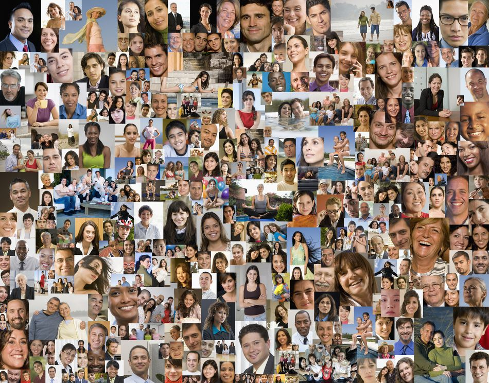 Collage of photographs
