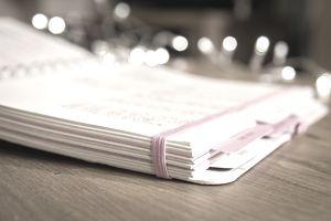 Recipe Binder/Notebook