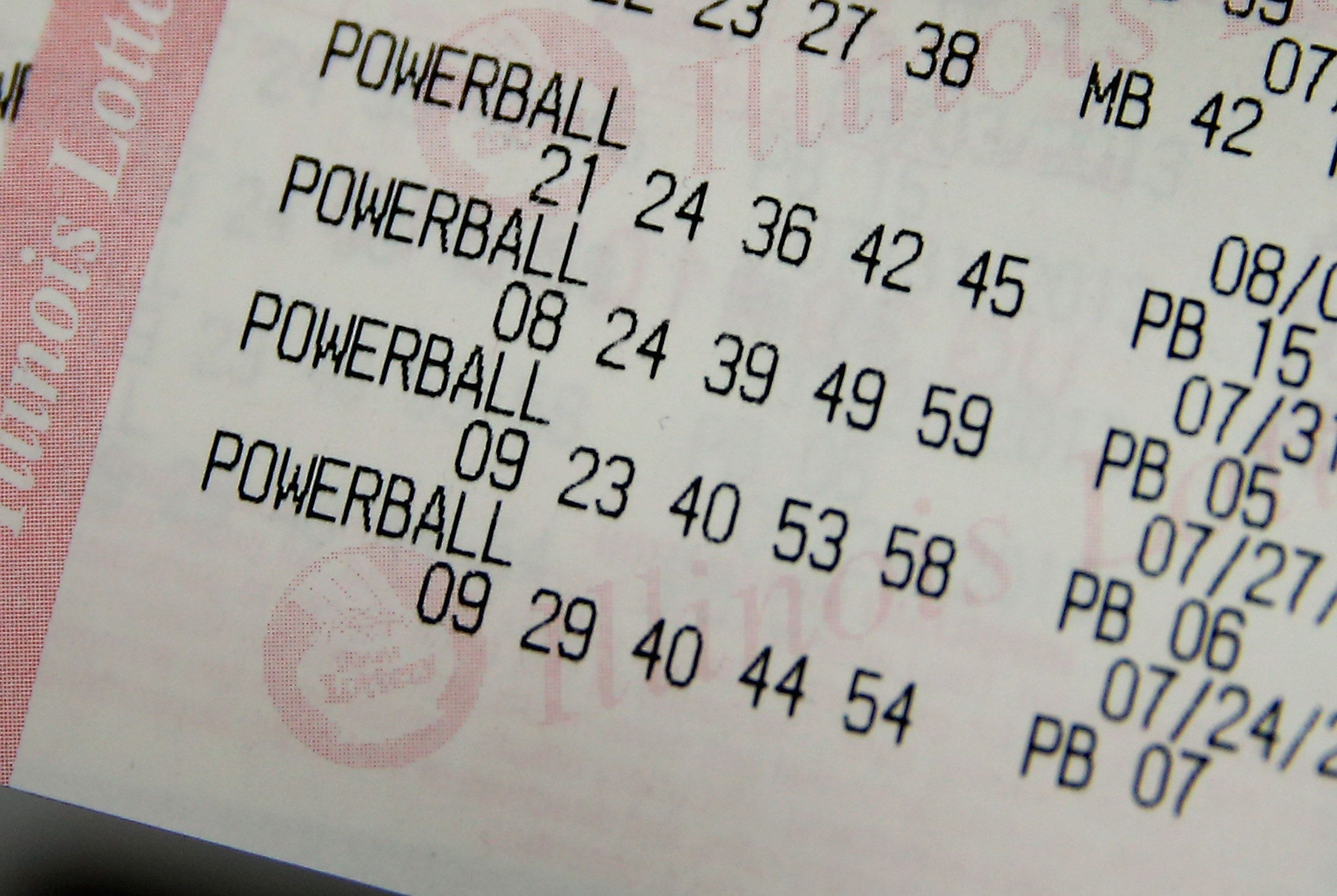 Winning a Jackpot: 8 Things to Do Before Claiming a Powerball Prize