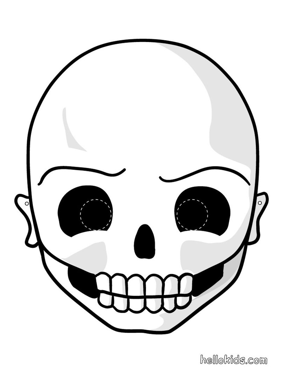 72 free printable halloween masks for all ages scary printable halloween masks by hello kids maxwellsz
