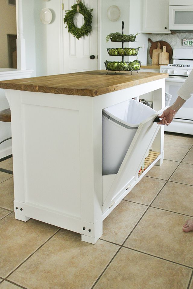 13 free kitchen island plans for you to diy solutioingenieria Gallery