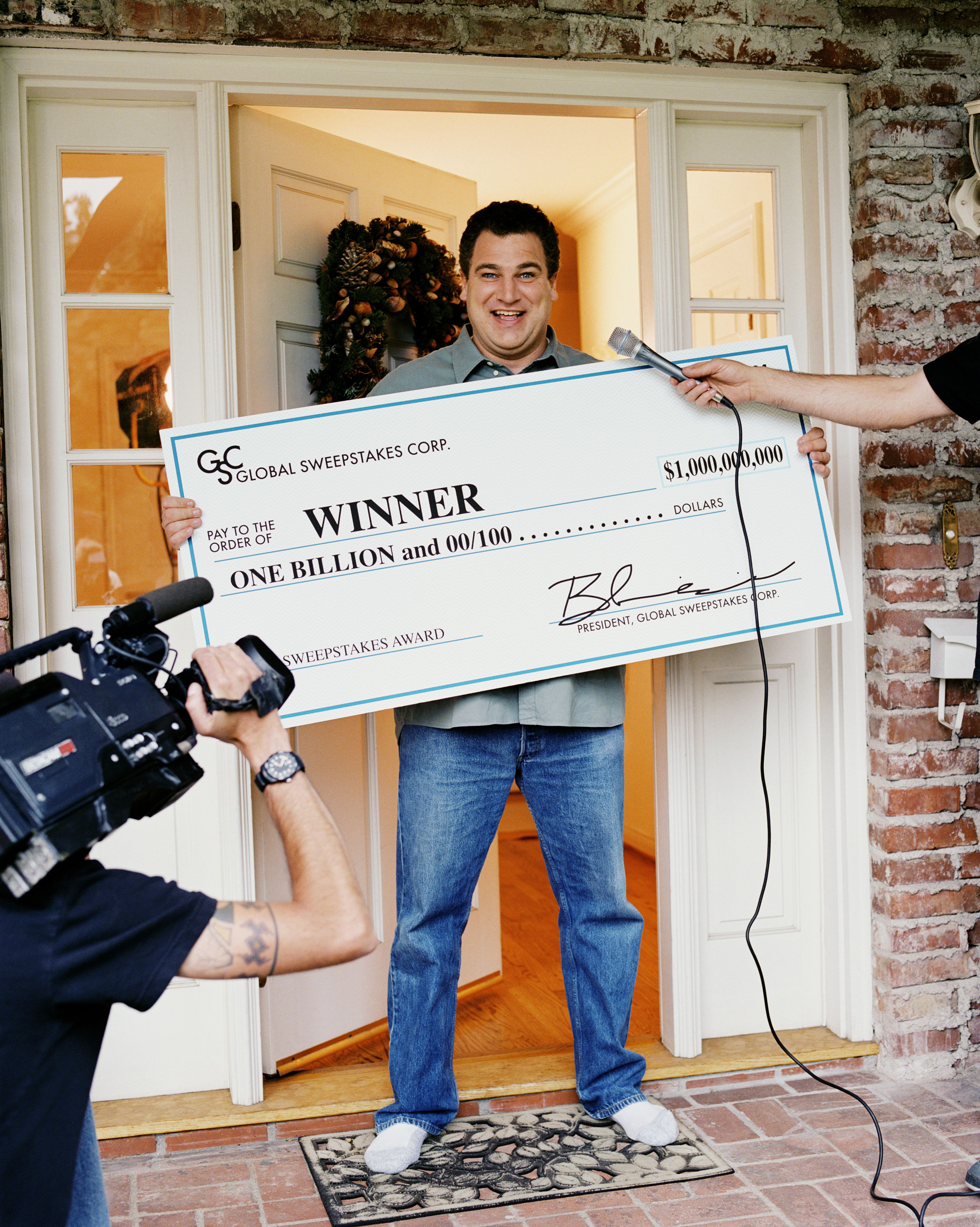 Publishers Clearing House Sweepstakes FAQ