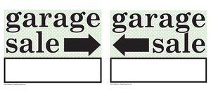 Printable Garage Sale Signs