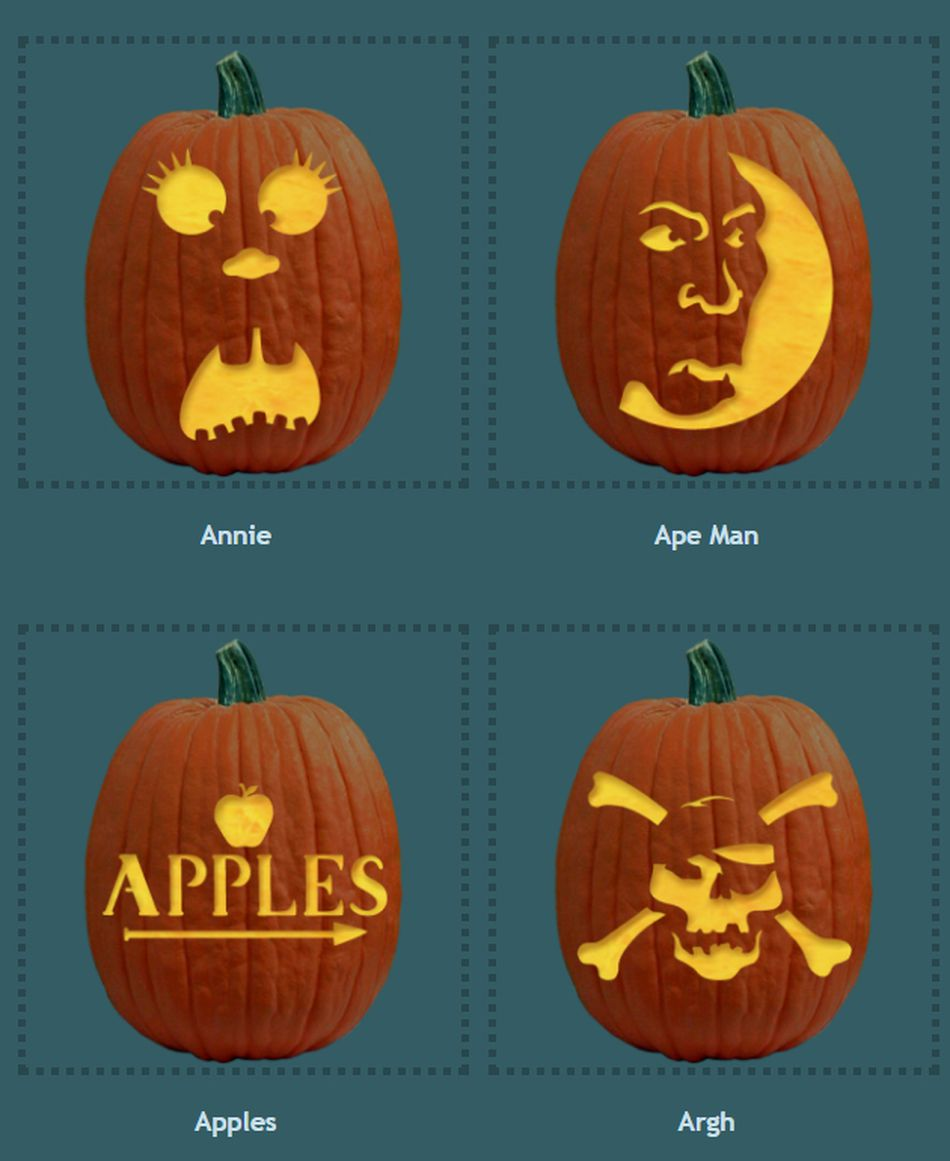 Halloween pumpkin ideas for those who love the outdoors