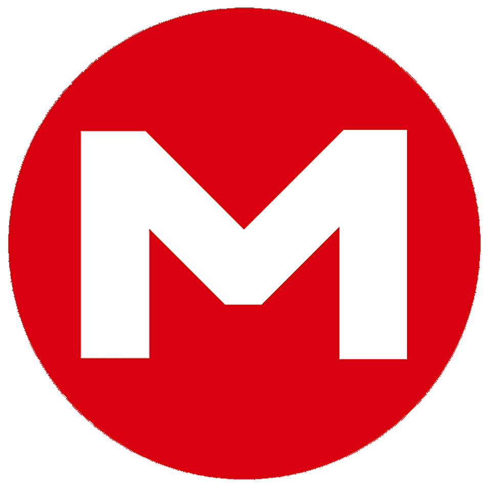 Screenshot of the MEGA logo