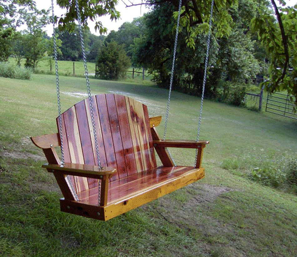 13 Free Porch Swing Plans To Build At Home