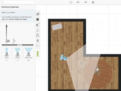 5 free online room design applications for Online room planner