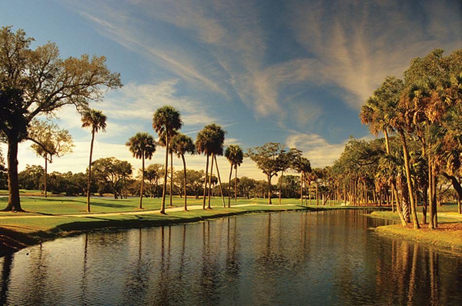 Photo taken at the Kiawah Island Golf Resort.